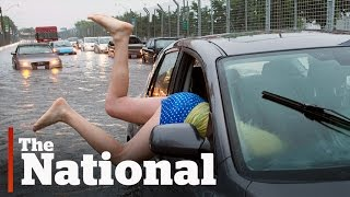 Canadian cities hit by climate change