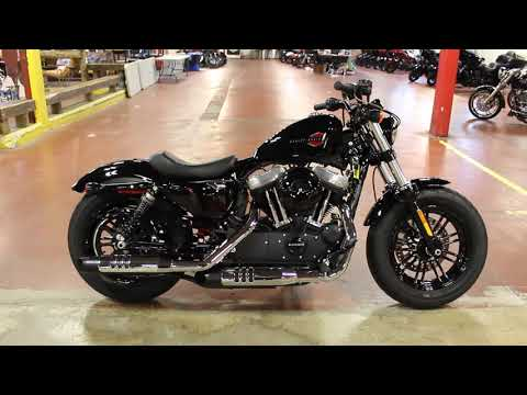 2019 Harley-Davidson Forty-Eight® in New London, Connecticut - Video 1