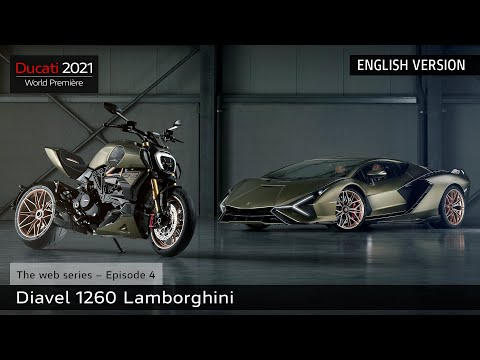 2021 Ducati Diavel 1260 Lamborghini in Elk Grove, California - Video 1