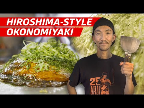 How One of Tokyo's Best Okonomiyaki is Made — First Person