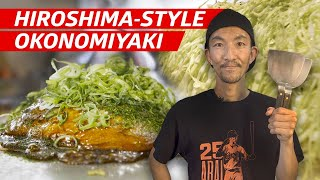 How One of Tokyo's Best Okonomiyaki is Made — First Person thumbnail