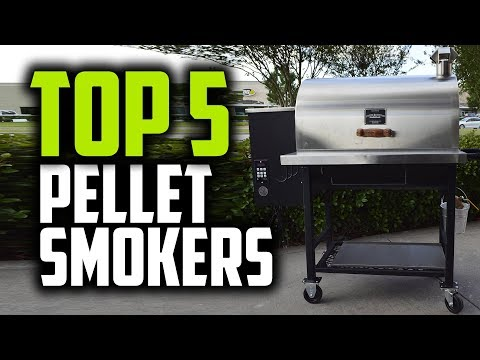 Best Pellet Smokers in 2018 – Which Is The best Pellet Smoker?