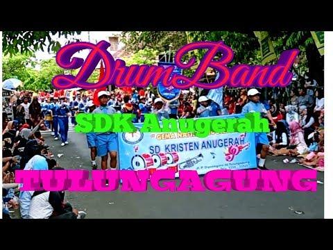 DrumBand SDK ANUGERAH Tulungagung