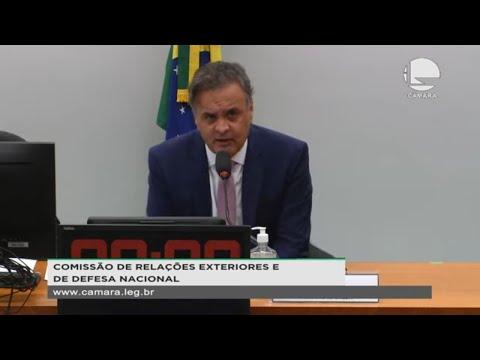 Comissão de Relações Exteriores - Discussão e votação de propostas - 12/05/2021