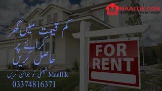 Buy Property Online in Karachi |Maallik.com