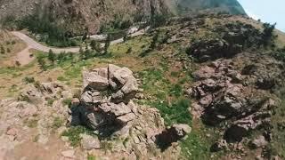 HGLRC Petrel 120X Pro FPV: Canyon Rip [insta360 GO]