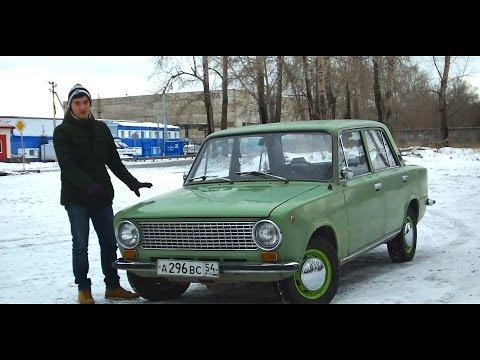 Фото к видео: ВАЗ 2101 с мотором от НИВЫ