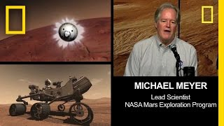 "Mars Rover's ""Seven Minutes of Terror"" 