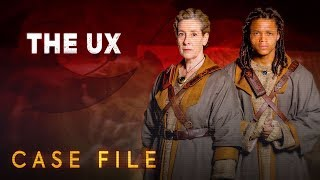 Case File #10 |The Ux