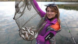 Рыбалка на Поплавочную Удочку. Ловля Уклейки