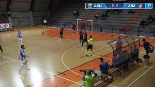 Cdm Futsal vs. Arzignano