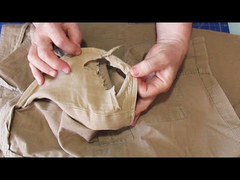 Download How To Fix A Pocket With Holes - Diy Sewing Project - #43 HD Mp4 3GP Video and MP3