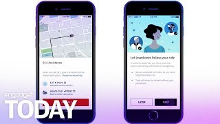 Uber unveils much-needed passenger safety features | Engadget Today