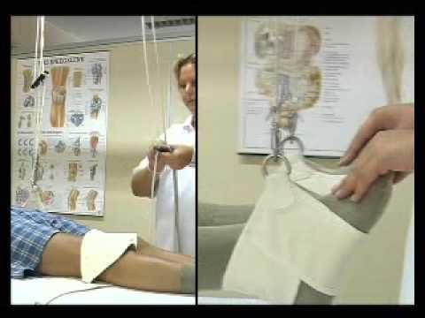 Die Behandlung der Osteochondrose der Wirbelsäule die Trainergeräte