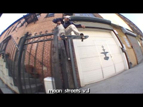 Mean Streets John Shanahan | TransWorld SKATEboarding