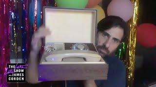 Jason Schwartzman Has a Very Beautiful Telephone