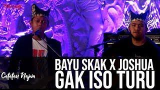 Catatan Najwa - Hahahihi Negeri: Bayu Skak x Joshua Gak Iso Turu (Part 1)