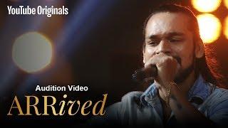 ARRived Audition | Shivam Mishra | #ARRivedSeries - YouTube