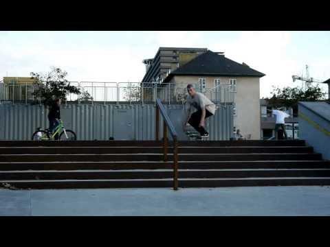 Alexander Risvad - Volcom WITP Video Contest 2013