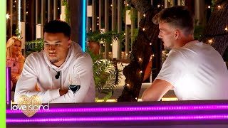 FIRST LOOK: Toby's fuming at Hugo following the recoupling drama | Love Island 2021