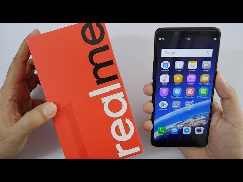 Realme 1 Powerful Mid Range AI Smartphone Unboxing & Overview