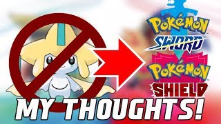 Pokémon SwSh Discussion - My thoughts on limited transferrable Pokémon