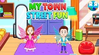 My Town : Street Fun - Secret Fairy Tales Costume