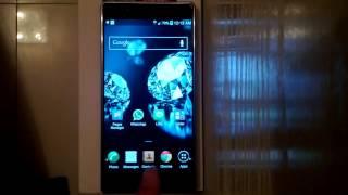 國內手機代購Pantech SKY A870 IRON影片介紹
