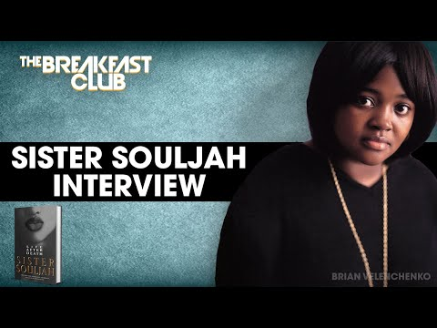 Sister Souljah Releases Sequel To 'Coldest Winter Ever'