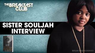 Sister Souljah Releases Sequel To 'Coldest Winter Ever', Talks Survival, Cancel Culture + More