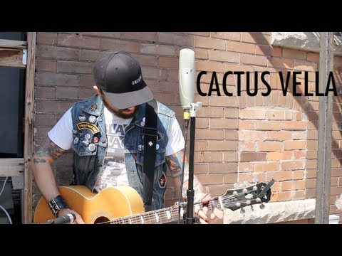 Cactus Vella - Ship Wreck (Live on Exclaim! TV)