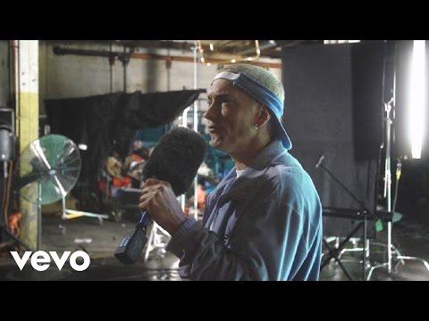 Eminem - The Monster Explained (Behind The Scenes) ft. Rihanna