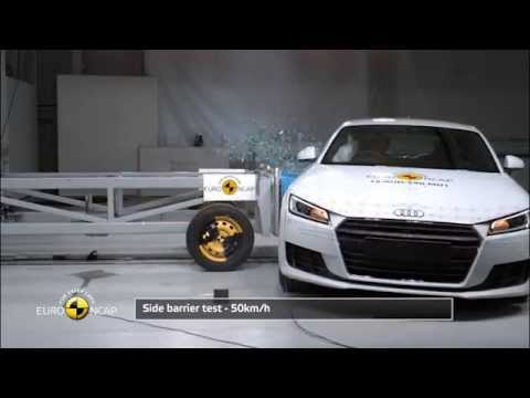 NCAP: Audi TT