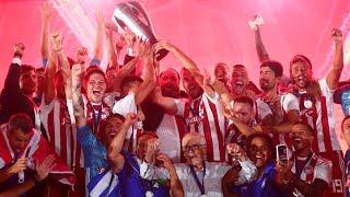 Ταινία, παραγωγής του Olympiacos TV, για την κατάκτηση του 45ου πρωταθλήματος στην ιστορία μας!