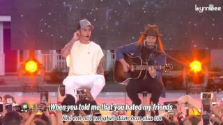 [Vietsub][Live] Love Yourself   Justin Bieber