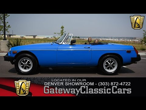 Video of '80 MGB - LV17