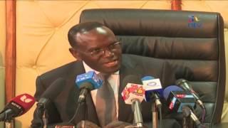 Health PS Muraguri apologises to media - VIDEO