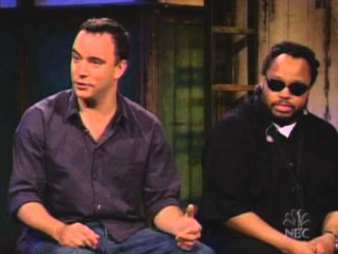 DMB Talks About The Lillywhite Sessions Leak - [2002] - JayBTV