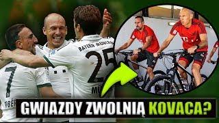 Gwiazdy Bayernu MAJĄ DOŚĆ KOVACA i jego rowerów.. Wyśmiała Go nawet Żona Mullera..