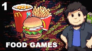 Food Games (PART 1) - JonTron
