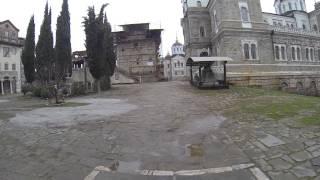 Experiencia religiosa en el Monte Athos