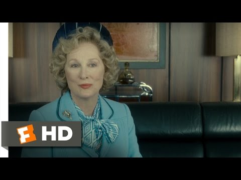 The Iron Lady (5/12) Movie CLIP - The Voice of a Leader (2011) HD