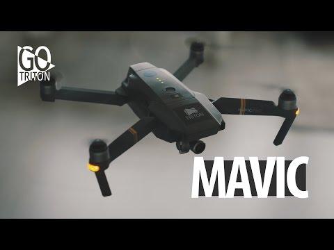 DJI Mavic Pro Fly More Combo - Pt Portugues | REVIEW Fernando Cesar