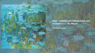 Bach - Concerto for 3 & 4