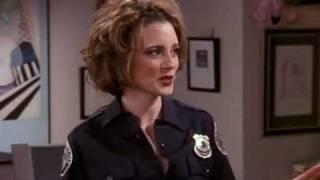 Friends season 4 episode 22 REAL mistake
