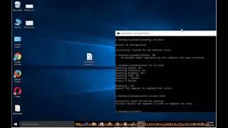Fix Windows cannot access 0x800704cf Error
