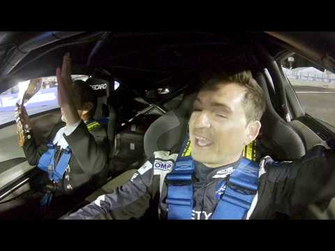 The sound of safety (Mariachi style) - BMW i Motorsport.