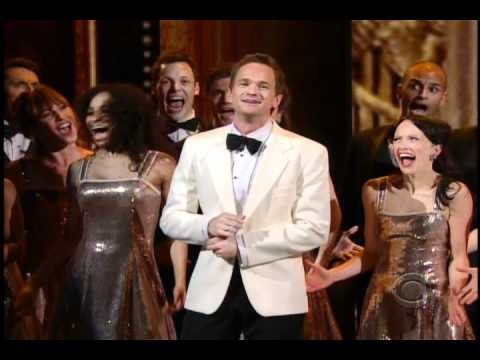 Neil Patrick Harris&#39 Opening at 2012 Tony Awards