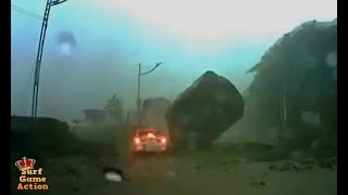 Extreme Landslides Caught on Tape