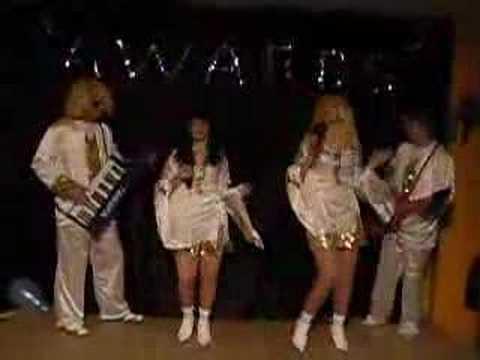 Disfraces ABBA